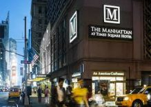 Manhattan at Times Square Hotel